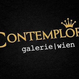 LOGO Galerie Contemplor