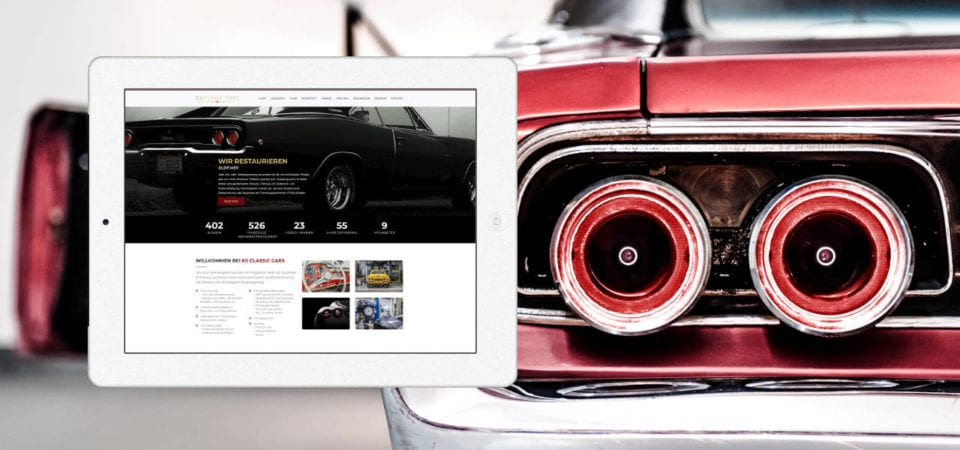 Portfolio KS Classic Cars