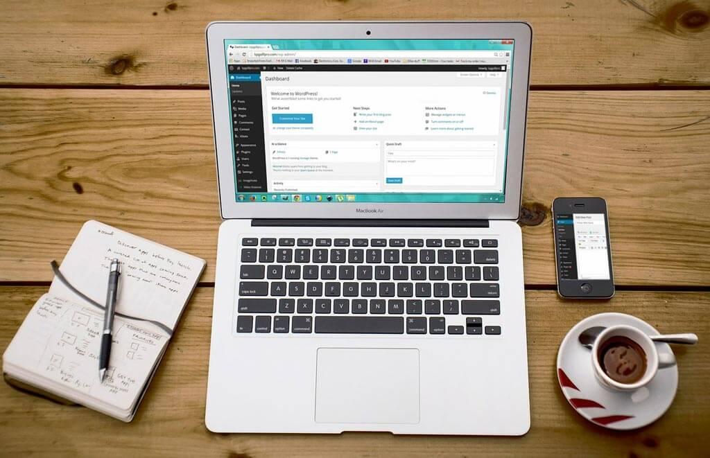 WordPress Webseiten