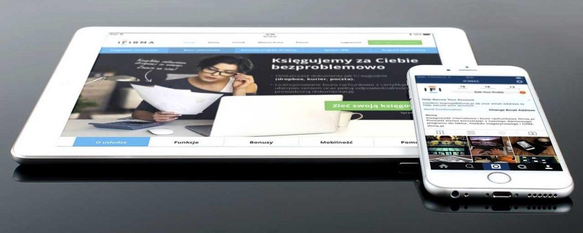 Blog Mobiles Webdesign