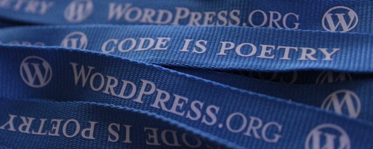 wordpress lanyard