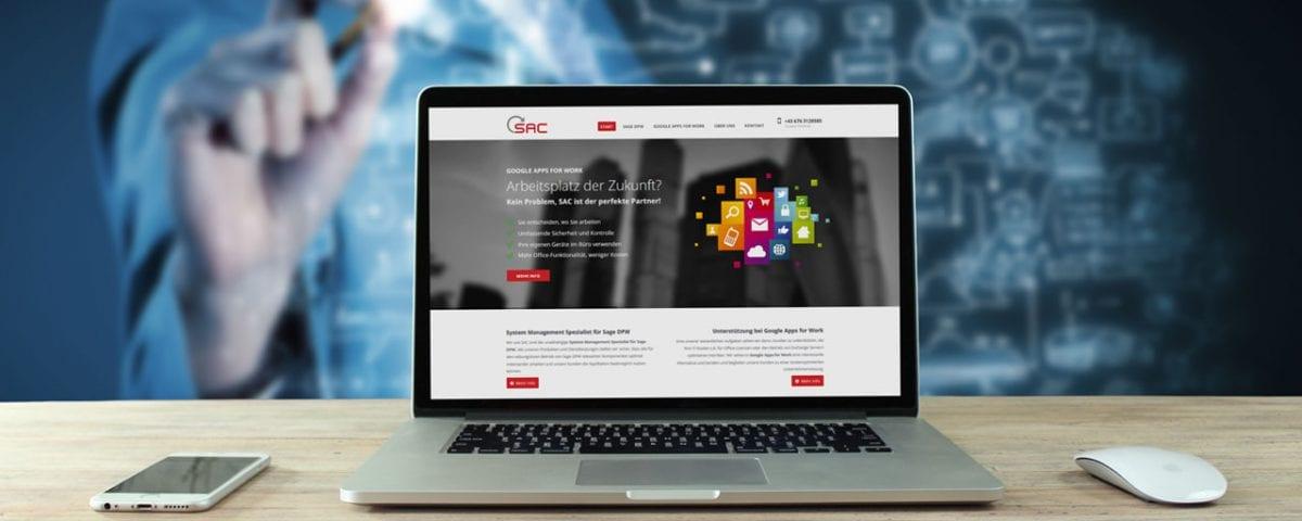 Portfolio SAC EDV-Dienstleistungen