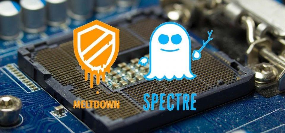 Meltdown und Spectre Bugs