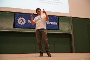 WordCamp Vienna 2017 Speaker
