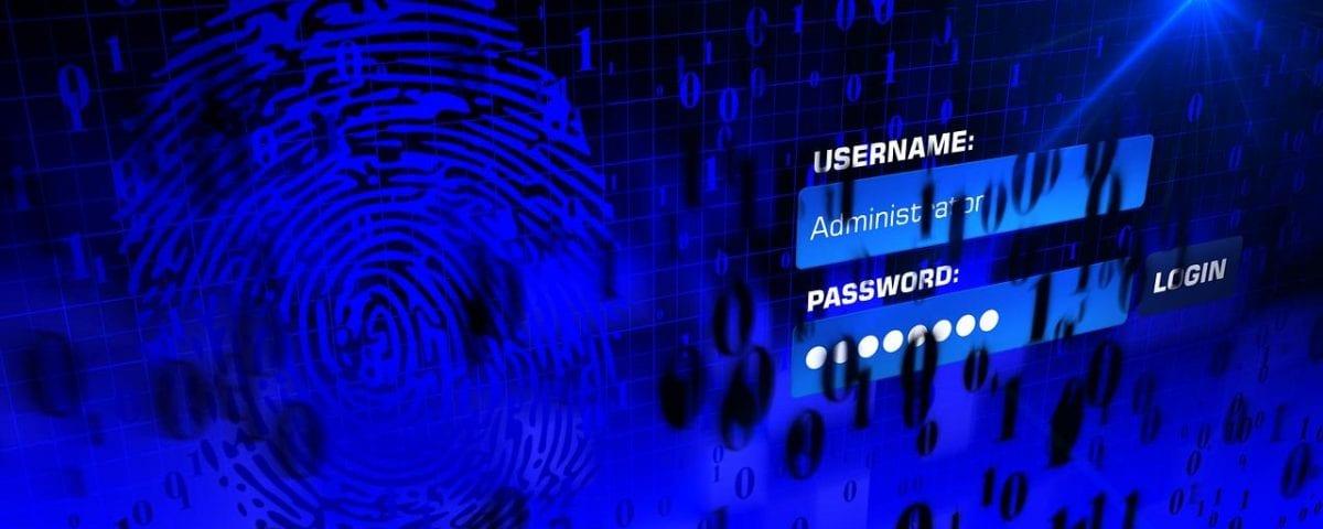 Login und Passwort-Sicherheit