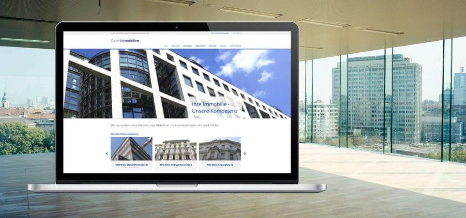 Portfolio Zurich Immobilien