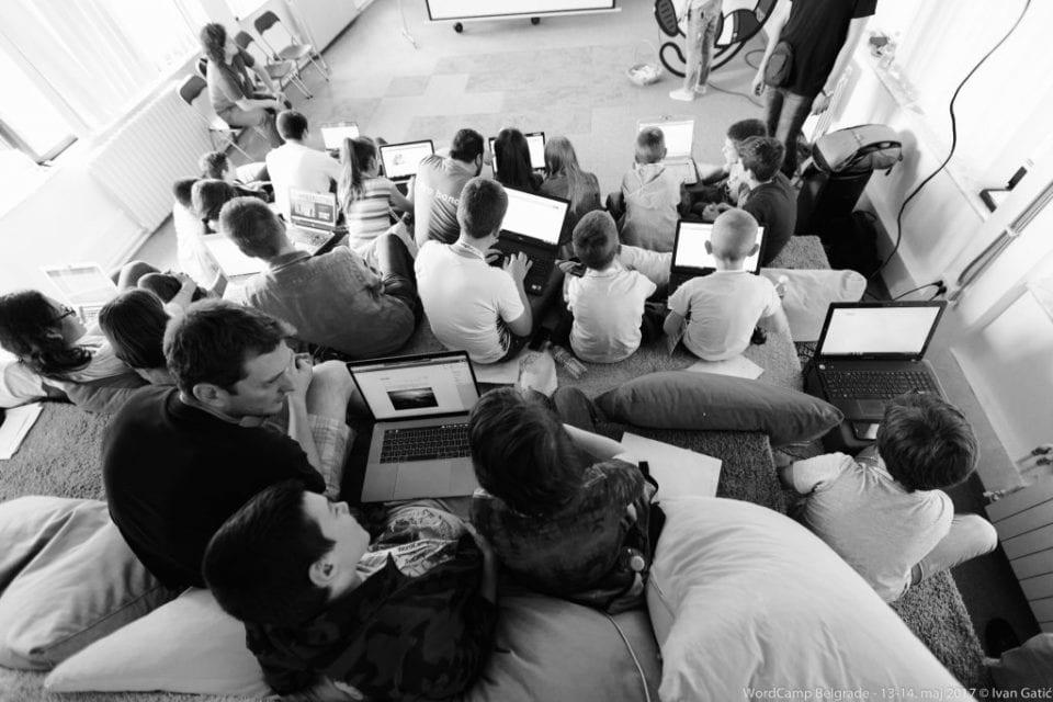 WordPress Workshop for kids